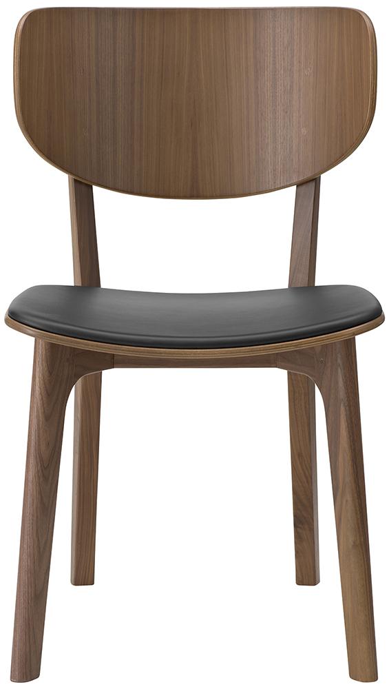 Roundish チェア(背板・張座)