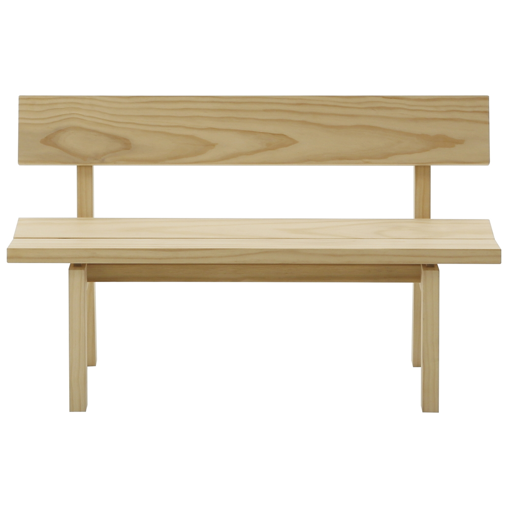 pine (acetylated wood) / no finish