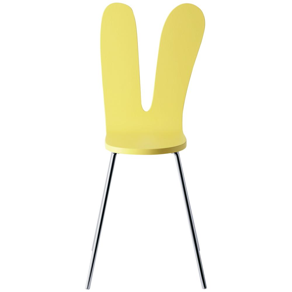 beech / urethane finish, yellow