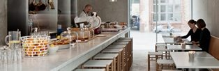 Canteen David Chipperfield Architects Berlin