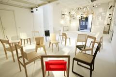 Exhibition in Salone Internazionale del Mobile 2005