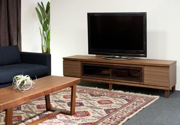 TVボード+脚組 ウォルナット CA-0