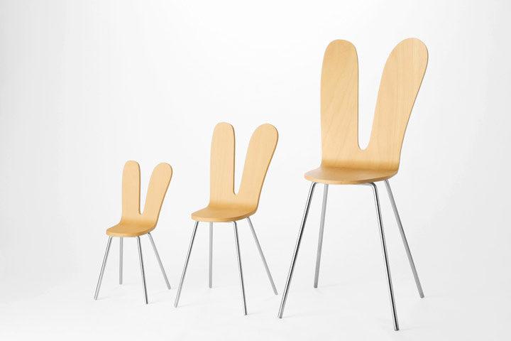 SANAA Armless Chair (minimini) / Armless Chair (mini) / Armless Chair