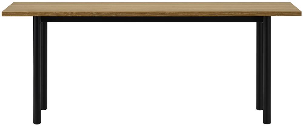 MALTA ダイニングテーブル(スチールレッグ)